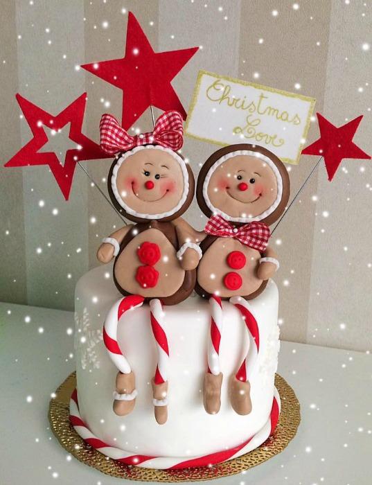 Cake Design Ricette Natale : Cake Design   Decoriamo il Natale!   Eurodolce